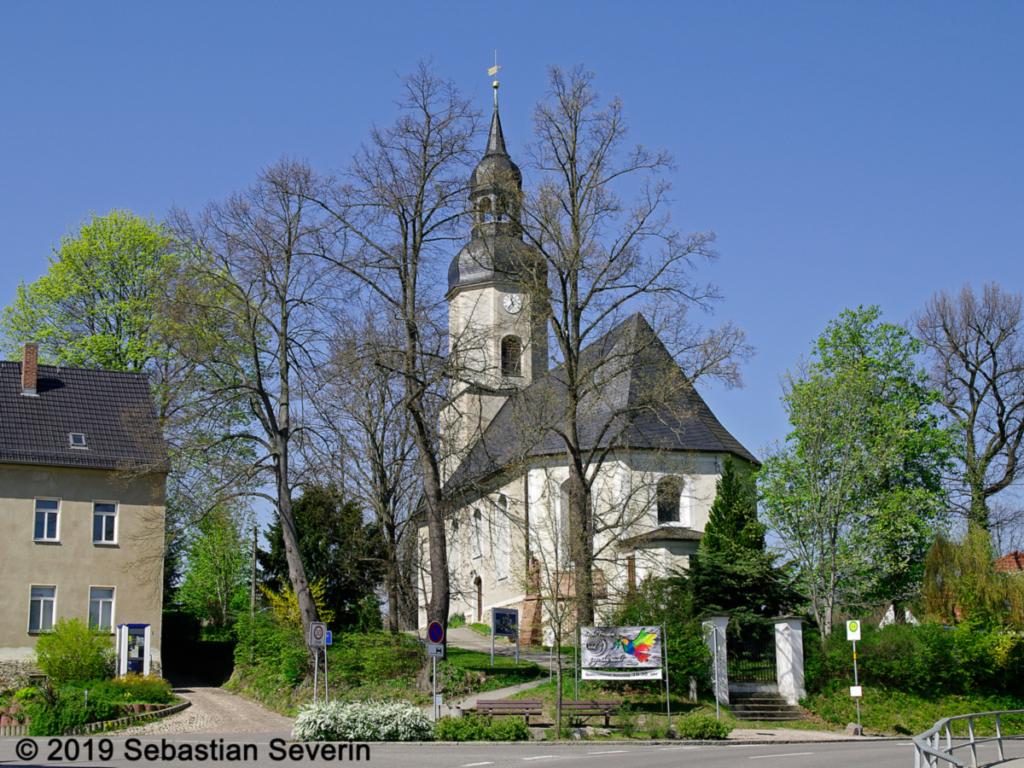Kirche St. Andreas in Gesau-Höckendorf